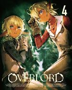 Overlord BD Vol 4