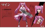 Mine Anime Concept
