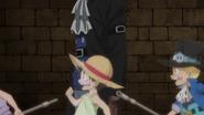 Sabo's Memories Running (One Piece Sabo Special)