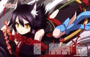 Eiha Chaos Dragon (Dengeki G Sept 2015)