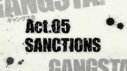 Gangsta Title Card 05