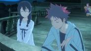 Soma and Megumi (Food Wars Ep 24)