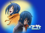 Air Gear Episode 18 Eyecatch