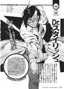Akame ga Kill Guidebook Dr. Stylish