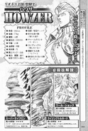 The Seven Deadly Sins Fanbook Howzer Profile