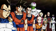 Universe 7 Team (Dragon Ball Super Ep 96)