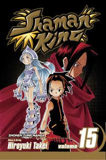 Shaman King Volume 15
