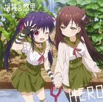 School-Live Character Song CD Cover 02