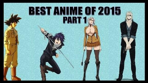 Best Anime of 2015 Countdown 20-11