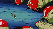 Goku pan vs Mouma