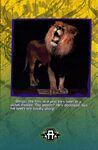 10 meet stars animorphs bongo lion