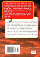 Animorphs 10 the android back cover no stickers