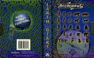 Animorphs diary journal scan front and back