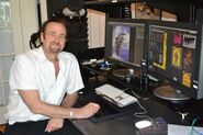 David mattingly with animorphs images on computers