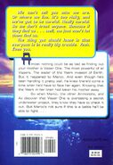 Animorphs 15 the escape back cover