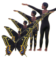 Animorphs 19 transparent pngs the depature by dylandawaffleking