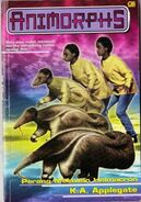 Animorphs book 24 indonesian cover