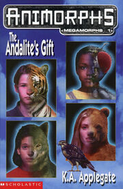 Mm1 andalites gift uk cover