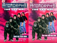 Animorphs 5 the predator Thú săn mồi vietnamese covers books 9 and 10
