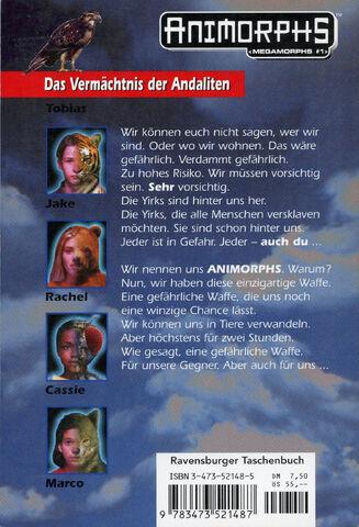 File:Megamorphs 1 the andalites gift Das Vermachtnis der Andaliten german back cover.jpg