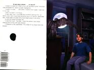 Animorphs 13 change inside cover and quote