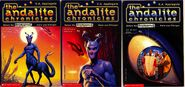Andalite chronicles 3 parts elfangors journey alloran's choice