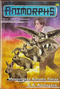 Animorphs book 23 indonesian cover