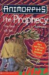 Animorphs 34 the prophecy UK cover