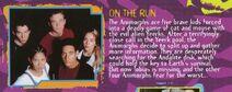 On the Run TV episode australian vhs summary