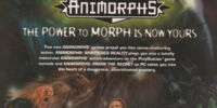List of Animorphs games