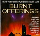 Burnt Offerings (novel)