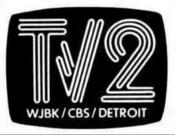 Detroit TV Logos Past and Present 2 (Now with WXYZ Logos) 0301
