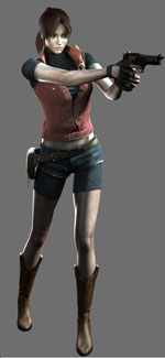 ClaireRedfield1998