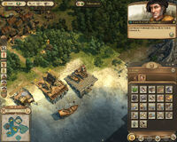 Anno 1404-campaign chapter3 shipyard built