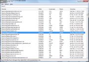 Screenshot of 1404 explorer