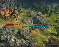 Anno 1404-campaign chapter4 hilarius en route