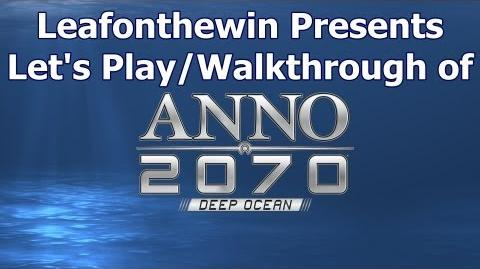 Anno 2070 Let's Play Walkthrough - Continuous Game - Part 2