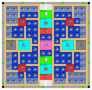 Snurr86 - Secure Tech corridor (2 academies, 4 labs) - 1