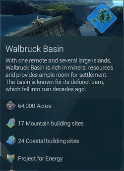 Walbruck basin large