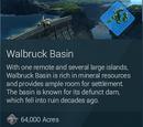 Walbruck Basin