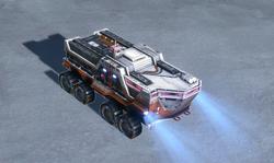 Lunar Expedition Rover