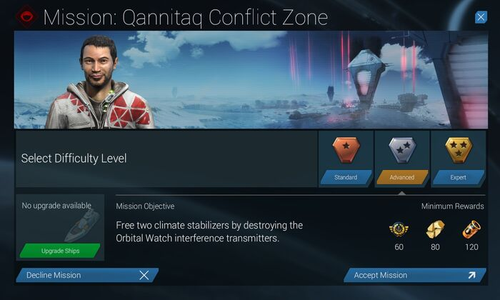 Mission Qannitaq Conflict Zone Advanced
