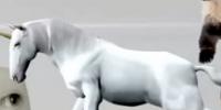 Unicorn (Marshmallow's Christmas Sock)