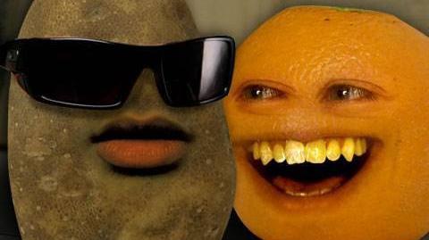 Annoying Orange Muddy Buddy