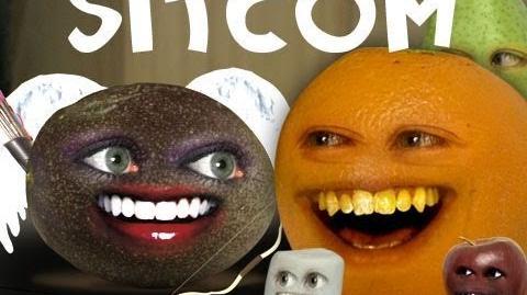 Annoying Orange Annoying Valentines (Sitcom Version)