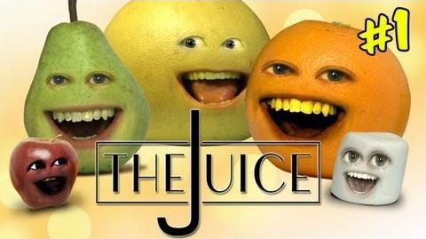 Annoying Orange - The Juice 1