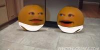 Annoying Orange: Talking Twin Baby Oranges
