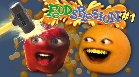 Annoying Orange - FOODSPLOSION 1