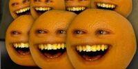 Annoying Orange: Million Clones