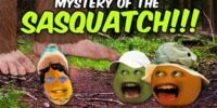 Annoying Orange: Mystery of the Sasquatch